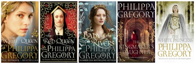 Cousins War Philippa Gregory - Life by Naomi