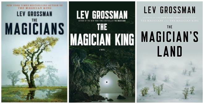 The Magicians Trilogy Lev Grossman