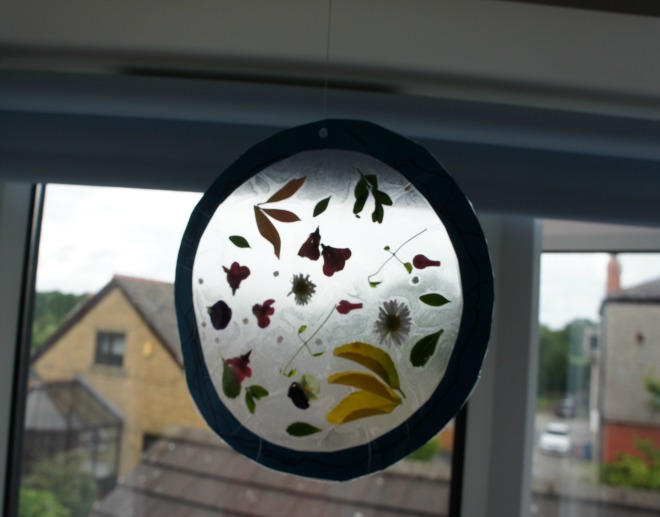 Suncatcher - Life by Naomi