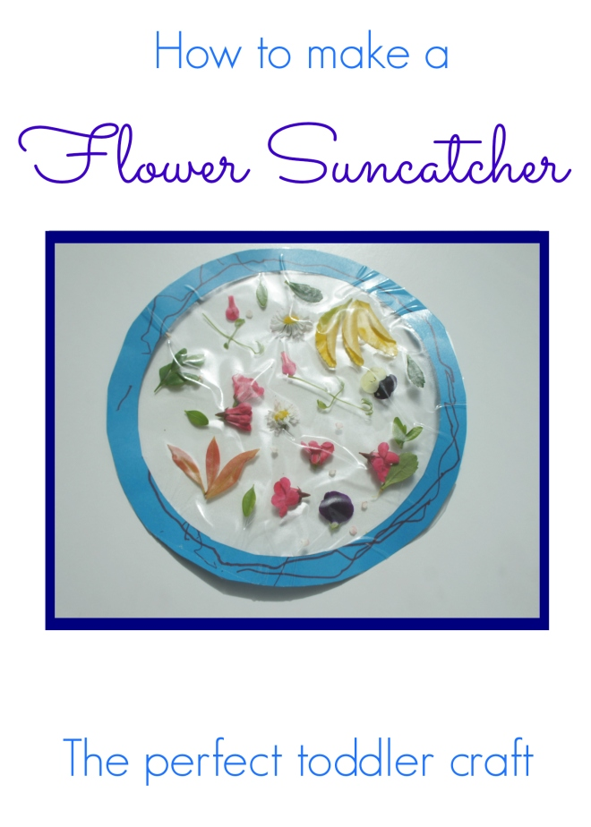 Flower Suncatcher - Life by Naomi
