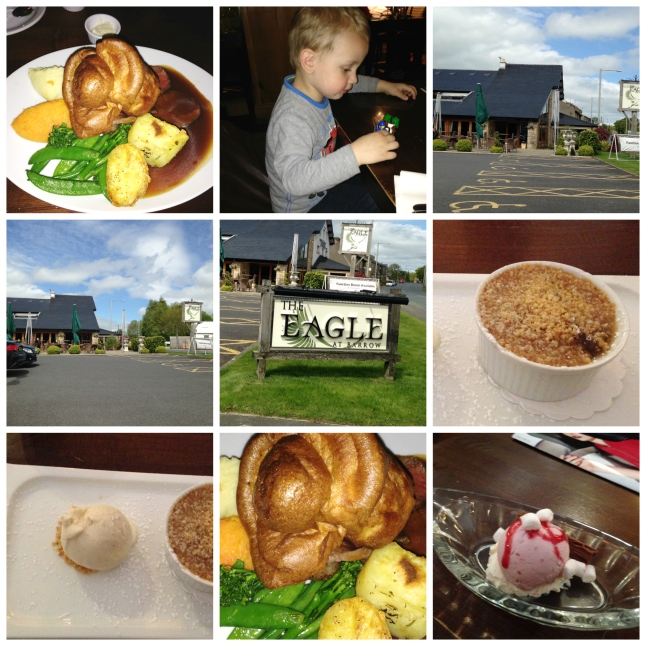 The Eagle at Barrow - a review - Life by Naomi