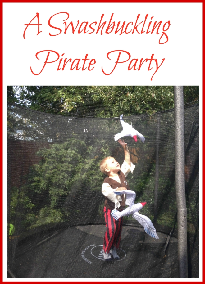Pirate Party - Life by Naomi