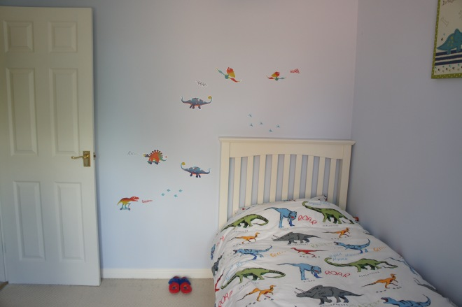 Dinosaur Bedroom - Life by Naomi